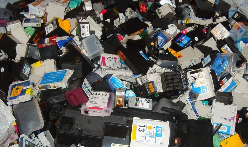 Cartuchos de tinta reciclados