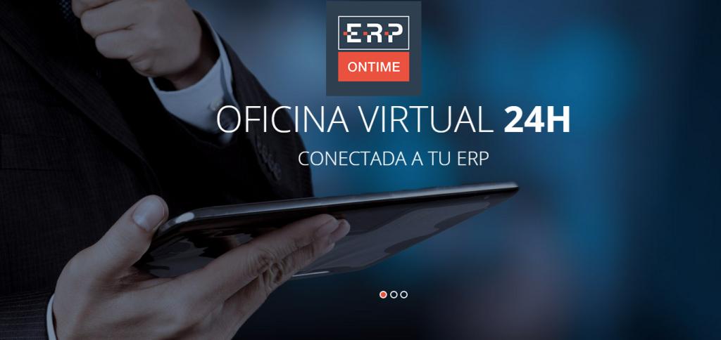 Oficina virtual 24H para tu ERP